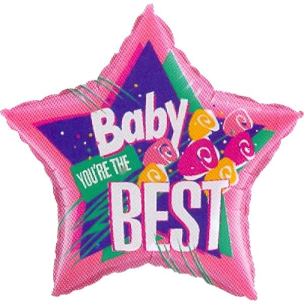 Baby you're the Best Ballon
